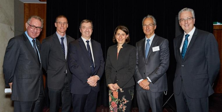 Meet the CEO Gladys Berejiklian