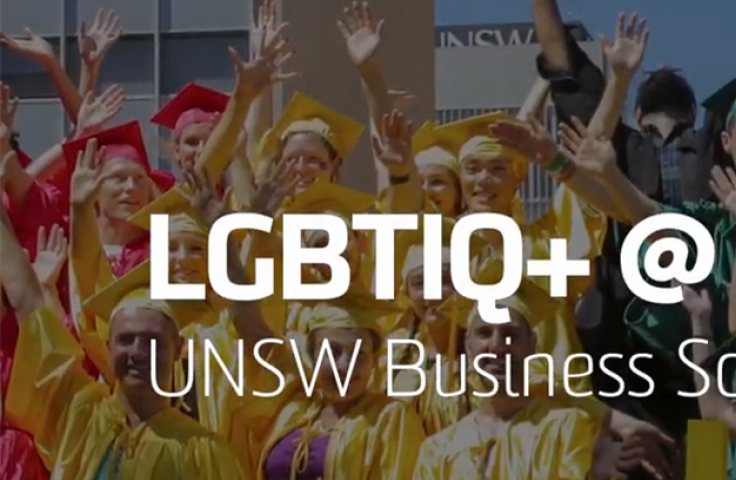LGBTIQ+ @ UNSW Business School