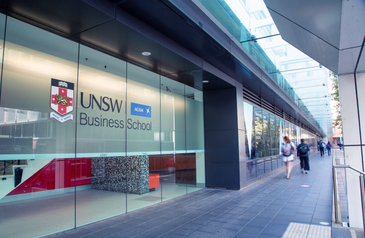 UNSW Business School Building