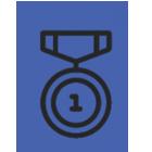Medal Glyph