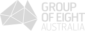 Logo of partner Group of Eight Australia