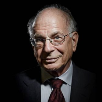 Nobel Prize winning psychologist and bestselling author Daniel Kahneman