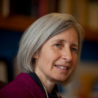 Profressor Martha Minow, of Harvard Law School