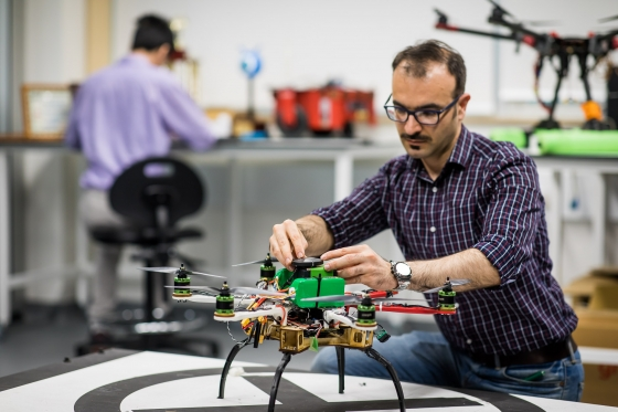 electrical engineering postgraduate student