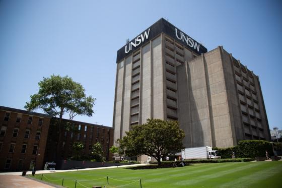 UNSW campus building