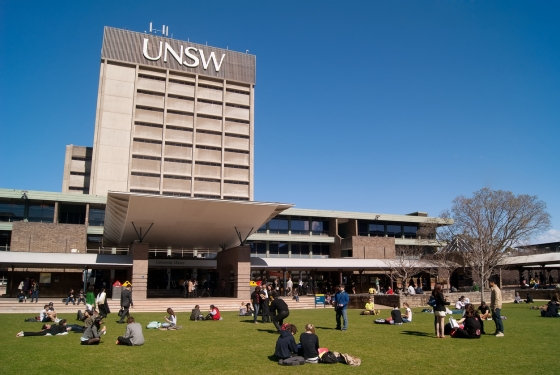 UNSW Library building