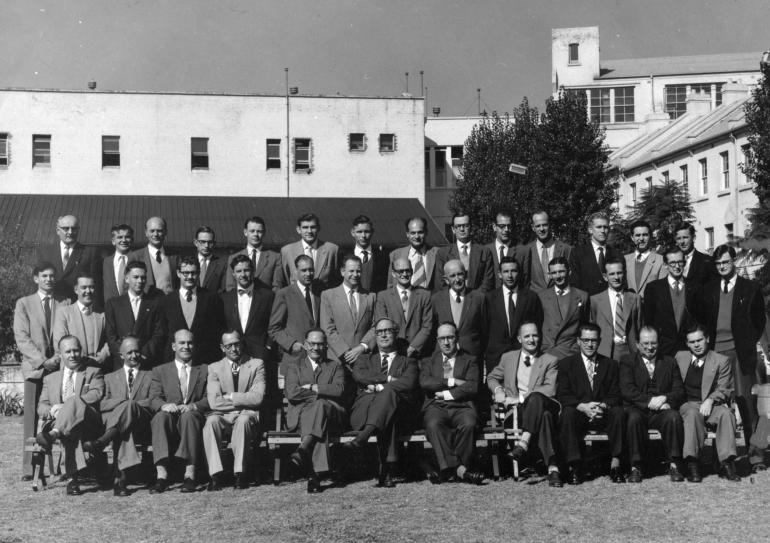 Civil Engineering Found Brotherhood (1959)