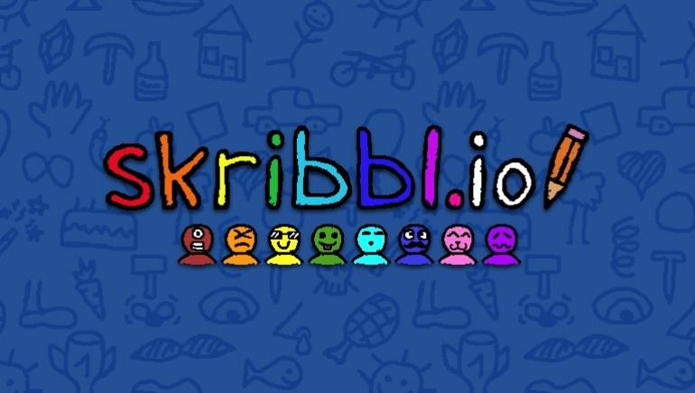 skribbl logo