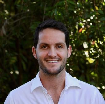 Adam McCurdie Humanitix Founder and UNSW Alumni
