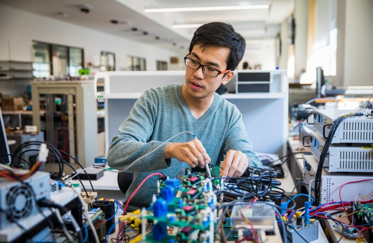 electrical engineering postgraduate research