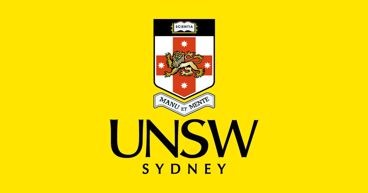 International Scientia Coursework Scholarships in UNSW, Australia
