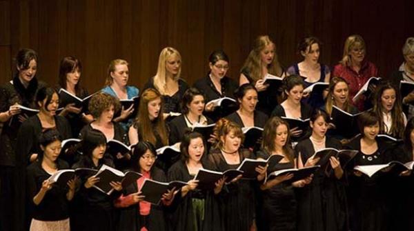 Collegium Musicum Choir: Saint-Saens, Debussy and Gounod image