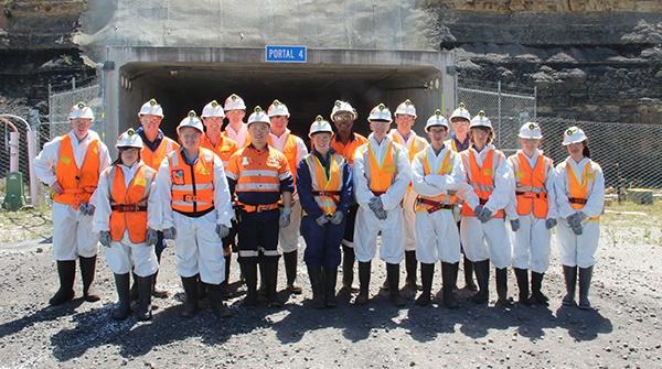 UNSW Mining Engineering summer school