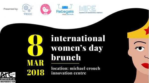 WIESoc's International Women's Day Brunch