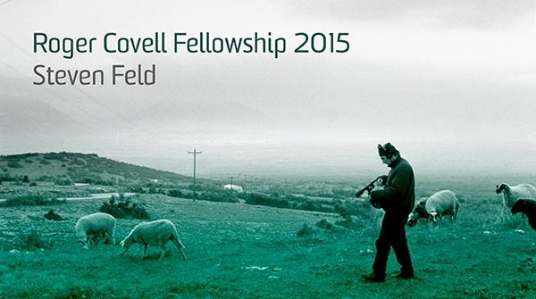 Roger Covell Fellowship : Steven Feld public lecture image