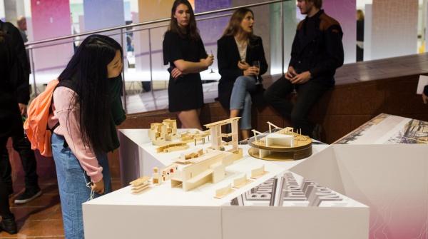 Luminocity 2017 - A Built Environment Student Exhibition