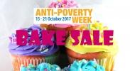 Anti Poverty Week Bake Sale image