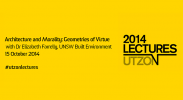 2014 Utzon Lecture Series - Dr Elizabeth Farrelly image