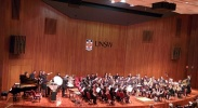UNSW Wind Symphony & Orchestra concert: One Life Beautiful  image