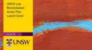 UNSW Law Reconciliation Action Plan launch image