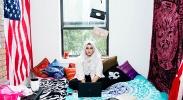 Muslim Girl image