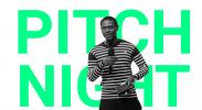 Pitch night image