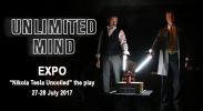 Nikola Tesla Uncoiled performance 27-28 July image
