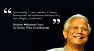 Nobel Laureate Muhammad Yunus - Guest lecture image