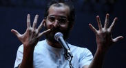 Anis Mojgani: Performance Writer & Poet
