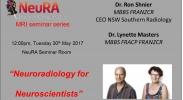 NeuRA MRI seminar series image