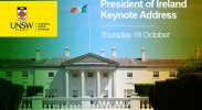 President of Ireland - Michael D. Higgins - Keynote Address image