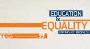 Says Who? Education & Equality: Unfinished business? image
