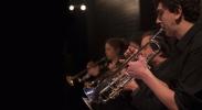 The Latin Tinge: Jazz Orchestra, Advanced Jazz Ensemble and Latin Conjunto. image